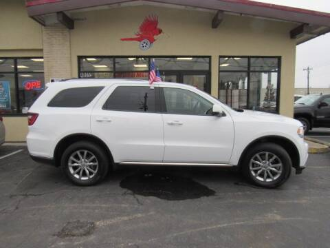 2017 Dodge Durango for sale at Cardinal Motors in Fairfield OH