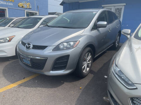 2010 Mazda CX-7 for sale at Ideal Cars in Hamilton OH