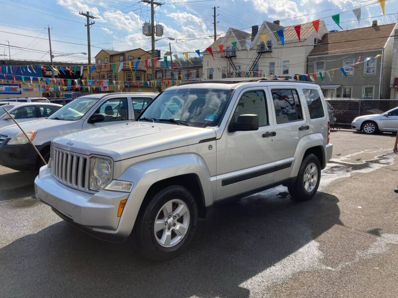 2009 Jeep Liberty for sale at 21st Ave Auto Sale in Paterson NJ