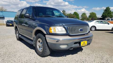 1999 Ford Expedition for sale at Auto Depot in Carson City NV