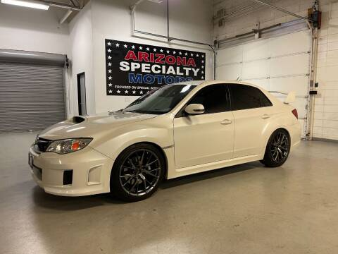 2012 Subaru Impreza for sale at Arizona Specialty Motors in Tempe AZ
