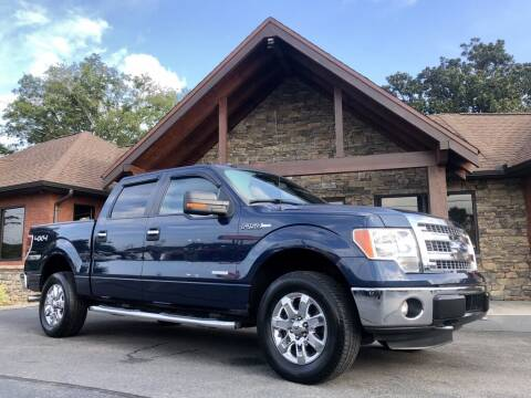 2014 Ford F-150 for sale at Auto Solutions in Maryville TN