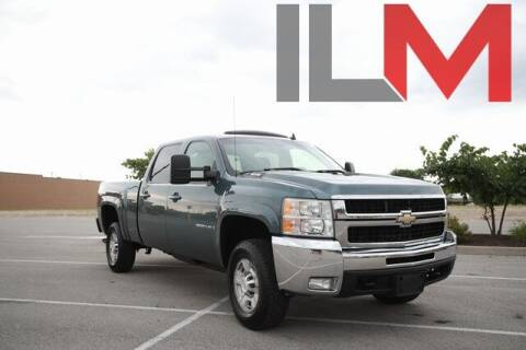 2009 Chevrolet Silverado 2500HD for sale at INDY LUXURY MOTORSPORTS in Fishers IN