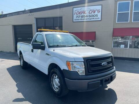 2014 Ford F-150 for sale at I-Deal Cars LLC in York PA