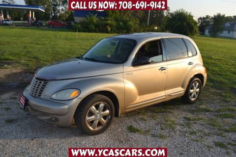 2004 Chrysler PT Cruiser for sale at Your Choice Autos - Crestwood in Crestwood IL
