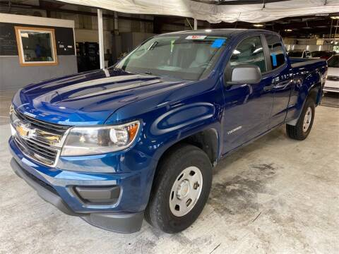 2019 Chevrolet Colorado for sale at Florida Fine Cars - West Palm Beach in West Palm Beach FL