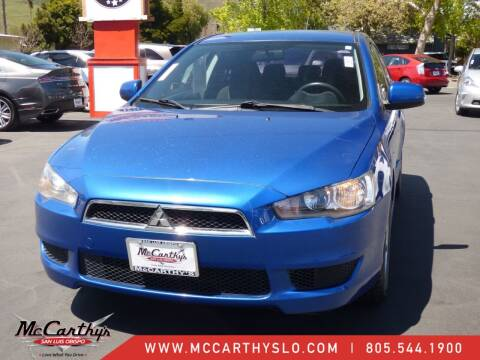 2010 Mitsubishi Lancer for sale at McCarthy Wholesale in San Luis Obispo CA