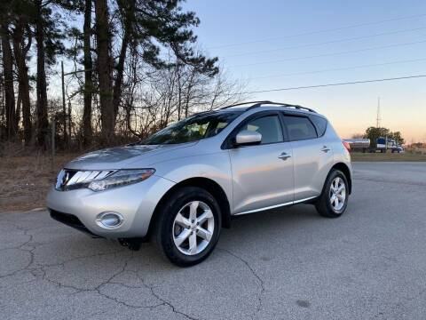 2009 Nissan Murano for sale at GTO United Auto Sales LLC in Lawrenceville GA