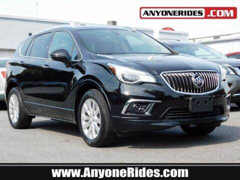 2017 Buick Envision for sale at ANYONERIDES.COM in Kingsville MD