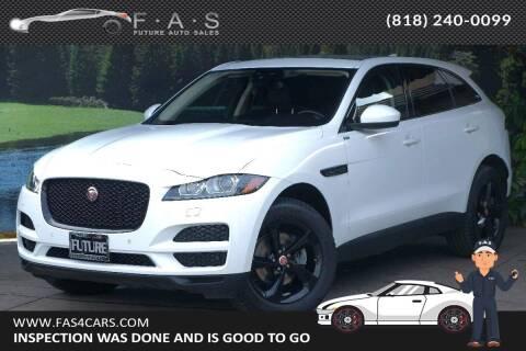 2018 Jaguar F-PACE for sale at Best Car Buy in Glendale CA