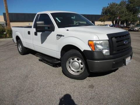 2011 Ford F-150 for sale at ARAX AUTO SALES in Tujunga CA