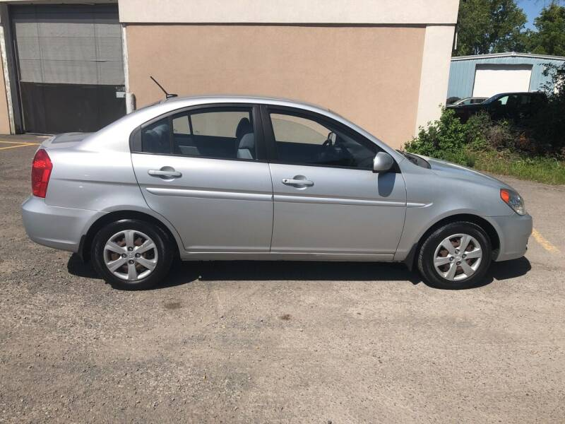2010 Hyundai Accent for sale at ASC Auto Sales in Marcy NY