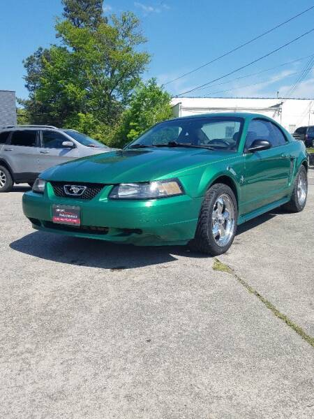 2001 Ford Mustang for sale at Import Performance Sales - Henderson in Henderson NC