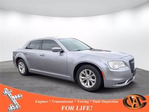 2015 Chrysler 300 for sale at VA Cars Inc in Richmond VA