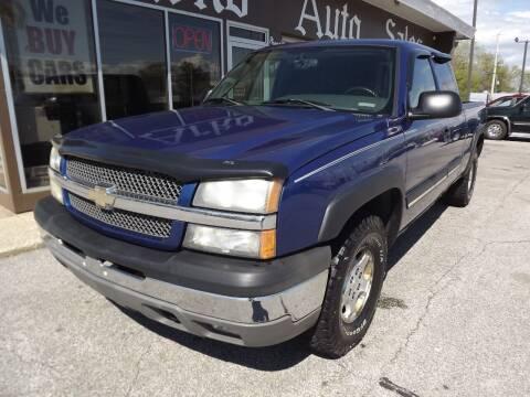 2004 Chevrolet Silverado 1500 for sale at Arko Auto Sales in Eastlake OH