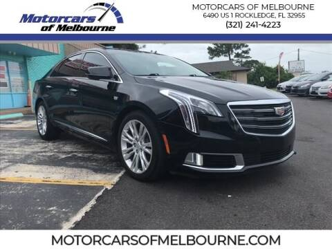 2018 Cadillac XTS for sale at Motorcars of Melbourne in Rockledge FL