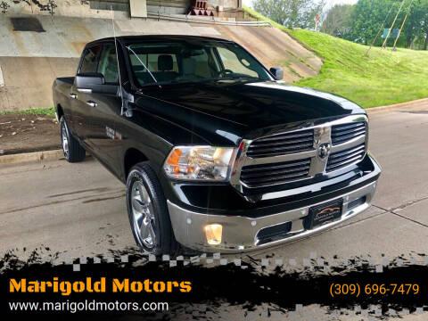 2018 RAM Ram Pickup 1500 for sale at Marigold Motors, LLC in Pekin IL