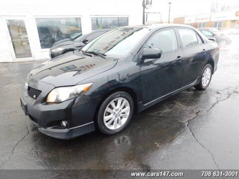 2010 Toyota Corolla for sale at Cj king of car loans/JJ's Best Auto Sales in Troy MI
