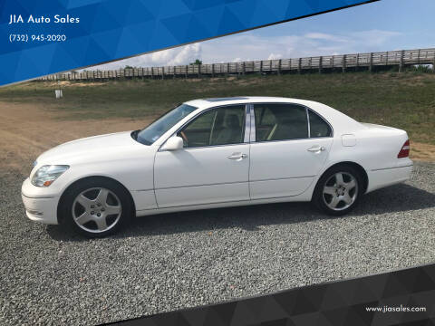 2006 Lexus LS 430 for sale at JIA Auto Sales in Port Monmouth NJ