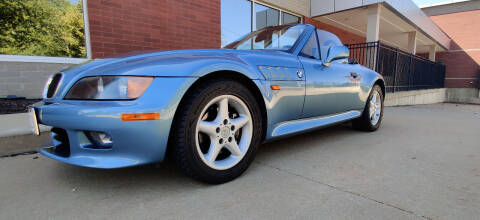 1998 BMW Z3 for sale at Auto Wholesalers in Saint Louis MO