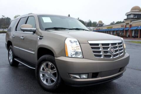 2007 Cadillac Escalade for sale at CU Carfinders in Norcross GA