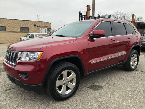 2012 Jeep Grand Cherokee for sale at SKY AUTO SALES in Detroit MI
