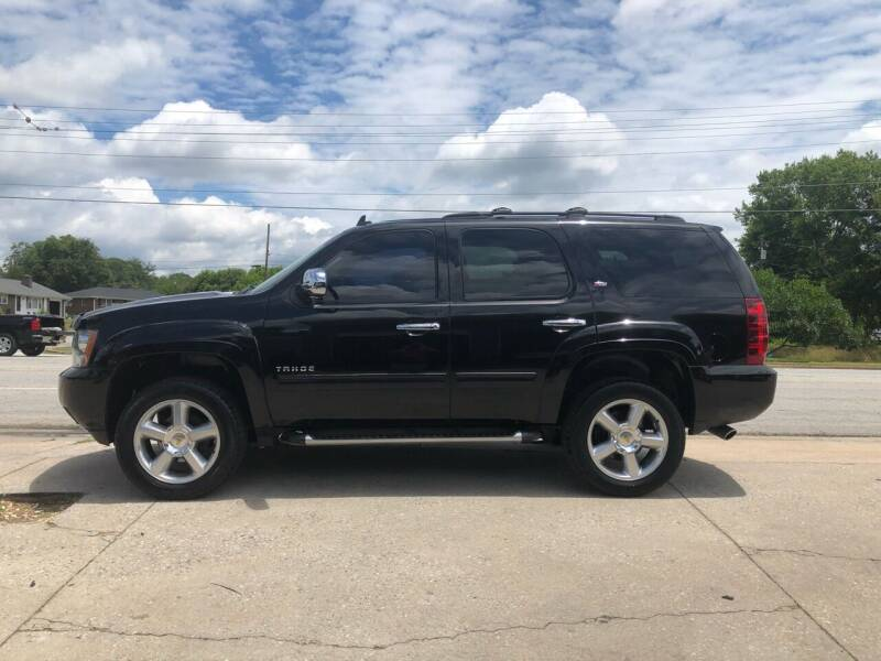 2010 Chevrolet Tahoe for sale at E Motors LLC in Anderson SC