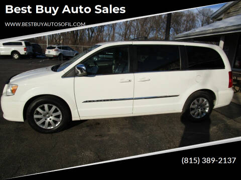 2011 Chrysler Town and Country for sale at Best Buy Auto Sales of Northern IL in South Beloit IL