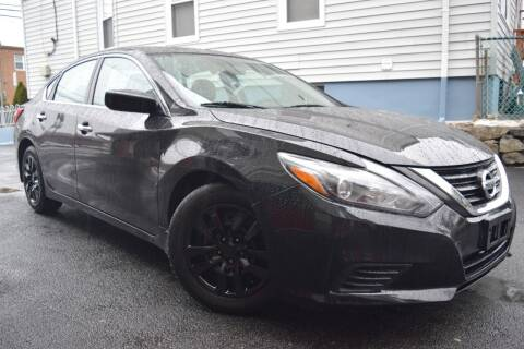2016 Nissan Altima for sale at VNC Inc in Paterson NJ