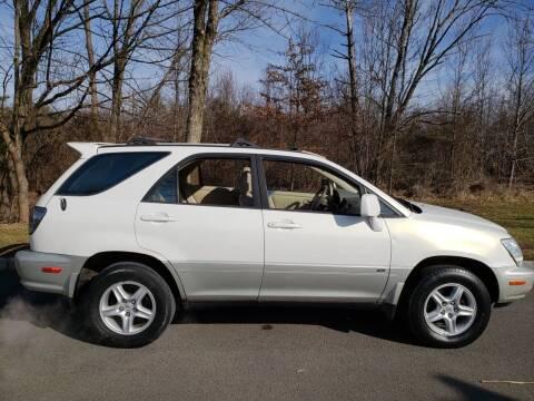 2001 Lexus RX 300 for sale at Joe Scurti Sales in Lambertville NJ
