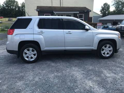 2015 GMC Terrain for sale at PENWAY AUTOMOTIVE in Chambersburg PA