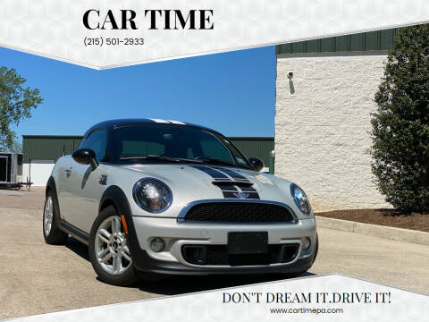 2013 MINI Coupe for sale at Car Time in Philadelphia PA