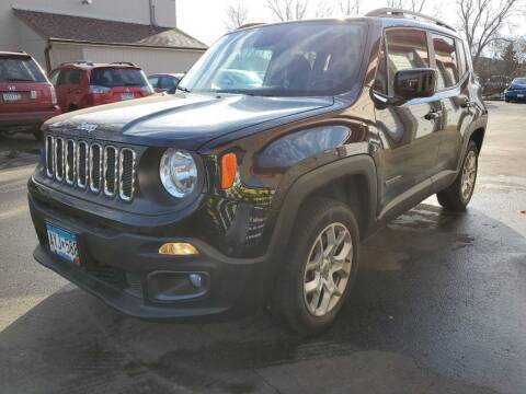 2017 Jeep Renegade for sale at MIDWEST CAR SEARCH in Fridley MN