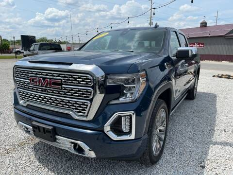 2019 GMC Sierra 1500 for sale at Davidson Auto Deals in Syracuse IN