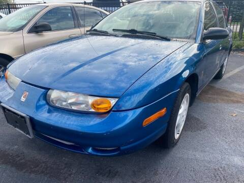 2002 Saturn S-Series for sale at ENZO AUTO in Parma OH