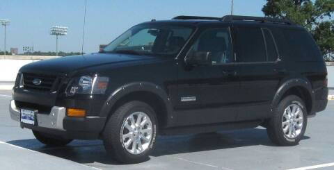 2008 Ford Explorer for sale at Auto Wholesalers Of Rockville in Rockville MD