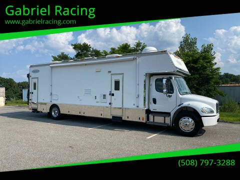 2005 Renegade 1610 M2 Motorhome for sale at Gabriel Racing in Worcester MA