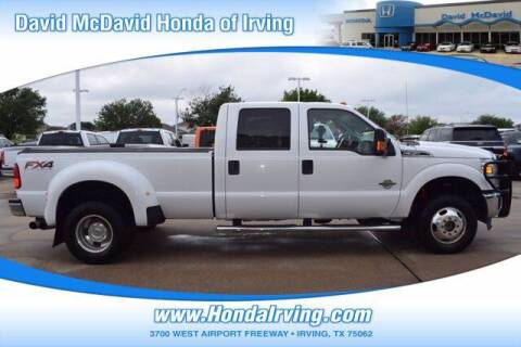 2016 Ford F-350 Super Duty for sale at DAVID McDAVID HONDA OF IRVING in Irving TX