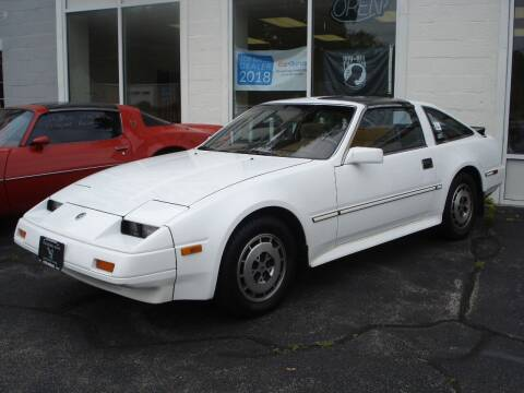 1986 Nissan 300ZX for sale at Colonial Auto of Worcester Inc in Worcester MA