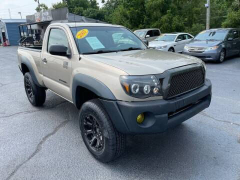 2007 Toyota Tacoma for sale at LexTown Motors in Lexington KY