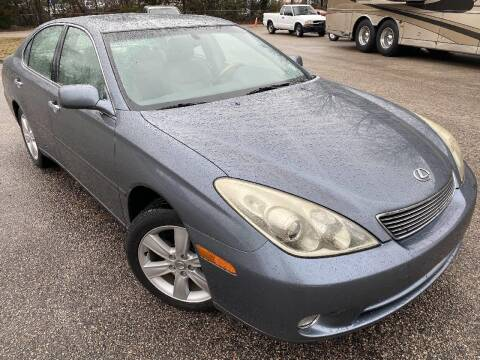 2006 Lexus ES 330 for sale at The Auto Depot in Raleigh NC
