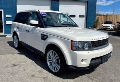 2010 Land Rover Range Rover Sport for sale at Saugus Auto Mall in Saugus MA