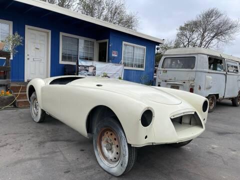 1958 MG A for sale at Dodi Auto Sales in Monterey CA