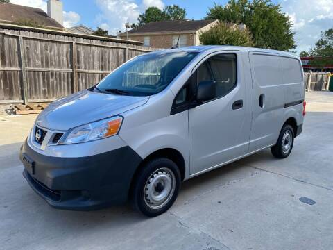 2015 Nissan NV200 for sale at T.S. IMPORTS INC in Houston TX