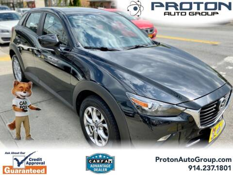 2018 Mazda CX-3 for sale at Proton Auto Group in Yonkers NY
