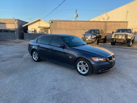 2008 BMW 3 Series for sale at Shooters Auto Sales in Fort Worth TX