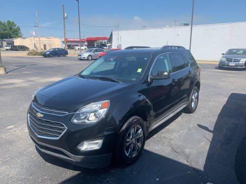 2016 Chevrolet Equinox for sale at Auto Credit Xpress - Jonesboro in Jonesboro AR