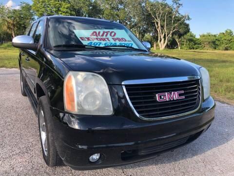 2012 GMC Yukon XL for sale at Auto Export Pro Inc. in Orlando FL