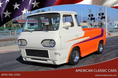 1961 Ford E-Series Cargo for sale at American Classic Cars in La Verne CA
