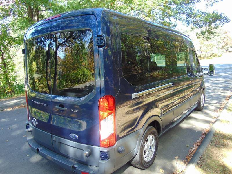 2015 Ford Transit Passenger 350 XL 3dr LWB Medium Roof Passenger Van w/Sliding Passenger Side Door - Waterbury CT
